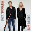 Lindsey Buckingham/Christine McVie album cover.