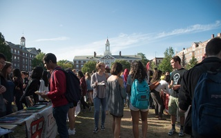 Student Involvement Fair