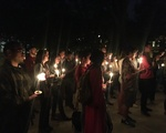 Vigil for Houston