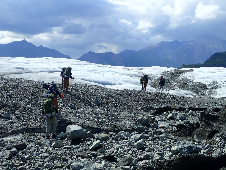NCOAE: Wrangell-St. Elias National Park and Preserve, South Central Alaska