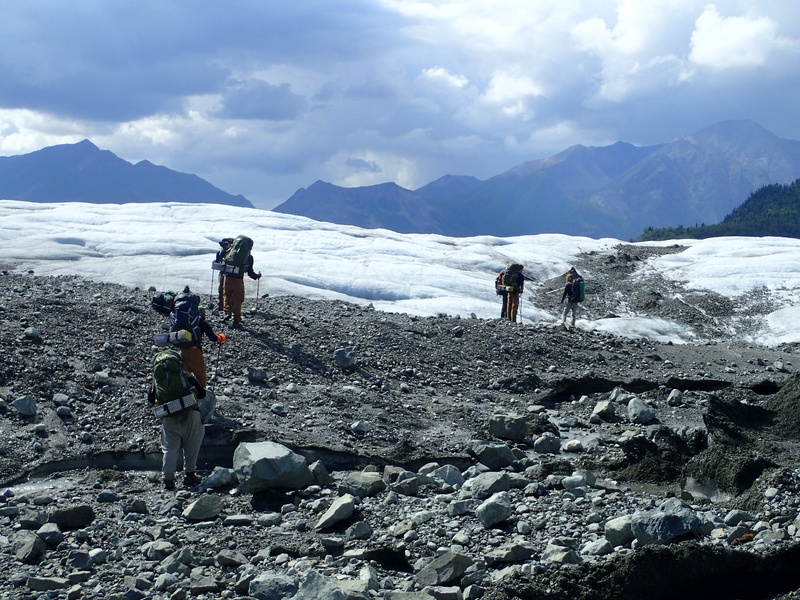 NCOAE: Wrangell-St. Elias National Park and Preserve, South Central Alaska