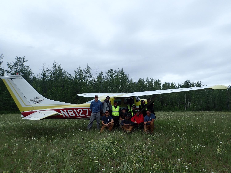 NCOAE: Airplane