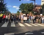 Professors Protest
