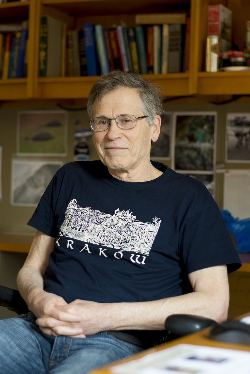 Professor Steven C. Wofsy