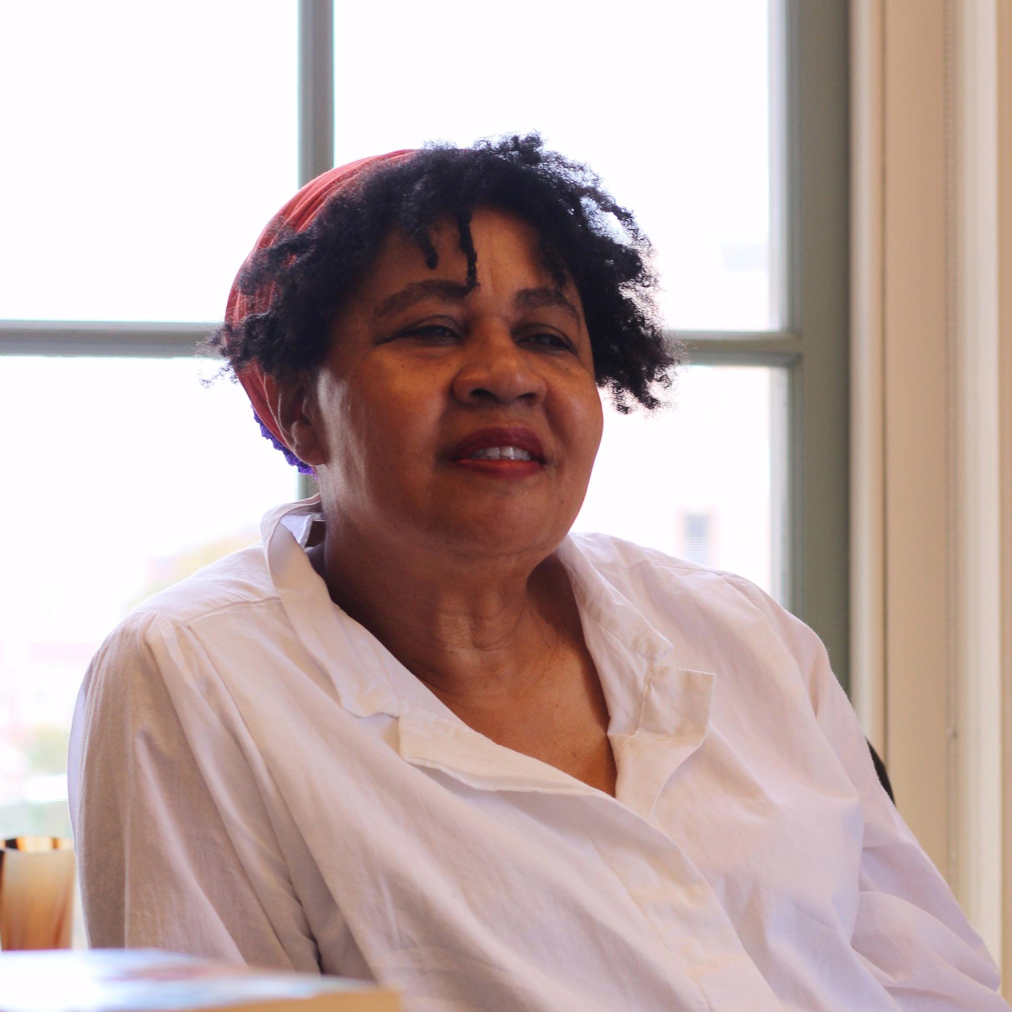 Professor Jamaica Kincaid