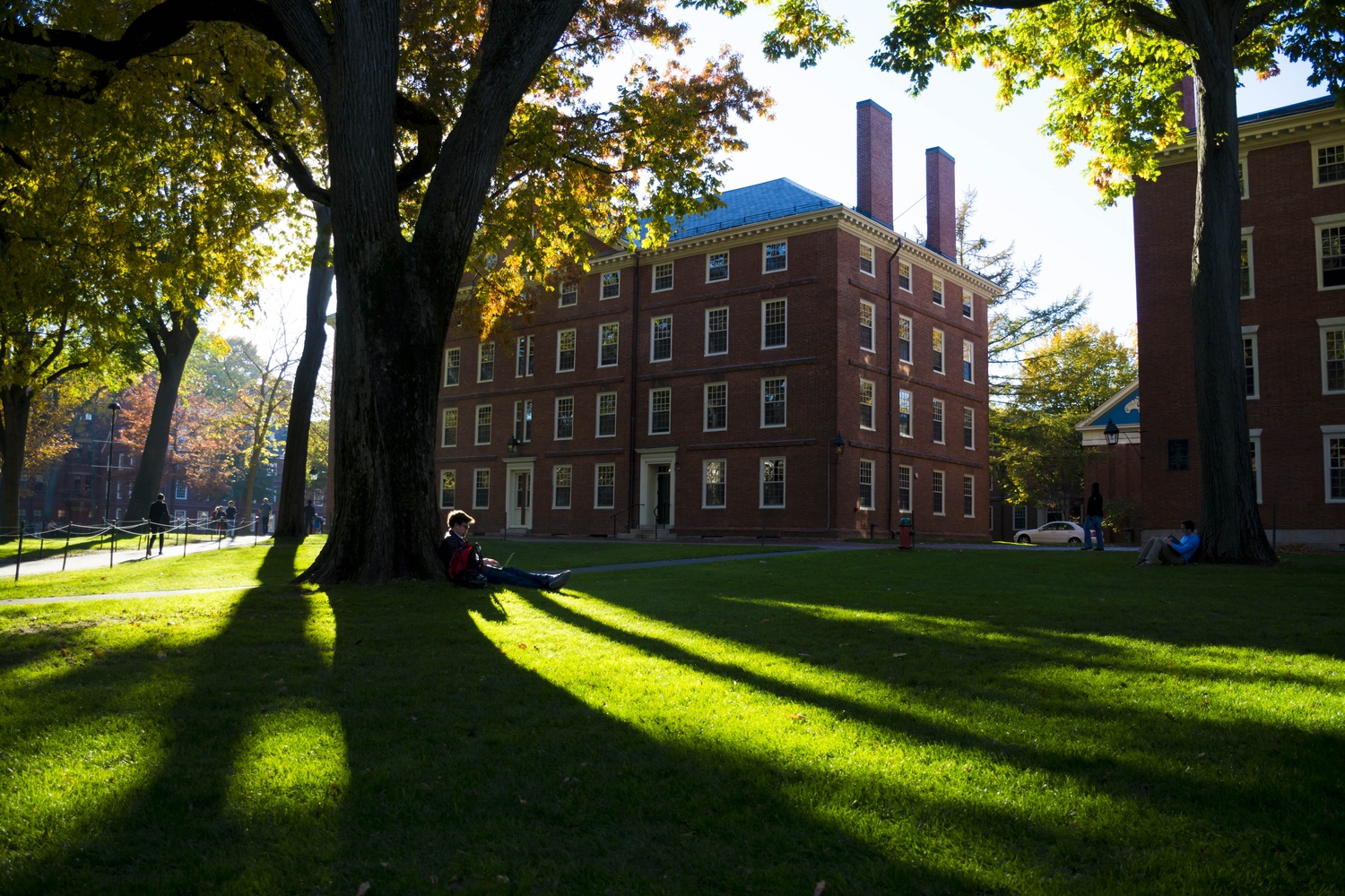 Harvard received roughly $9 million in federal funding via the CARES Act.