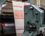 The Crimson's Printing Press