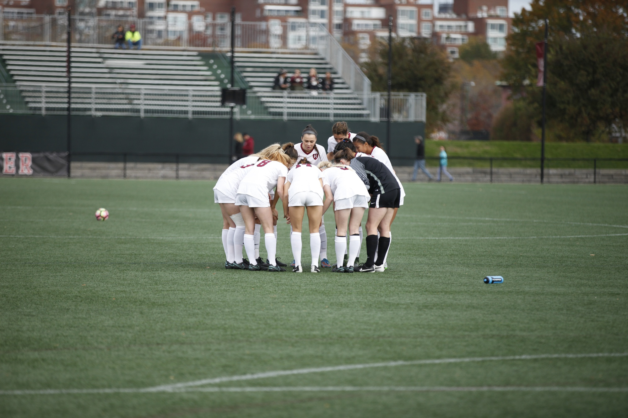 The women's soccer team dropped its conference opener to Penn, 1-0, on Saturday.