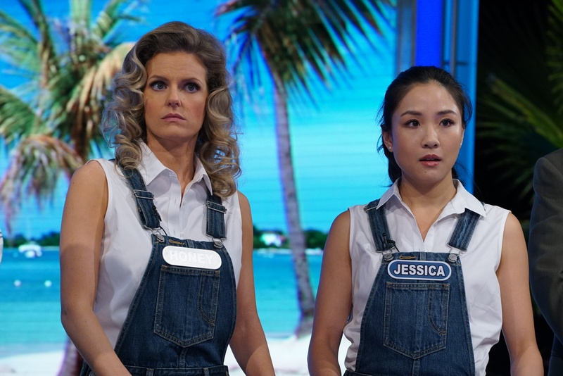 "Constance Wu and Chelsey Crisp in ""B as in Best Friends"""
