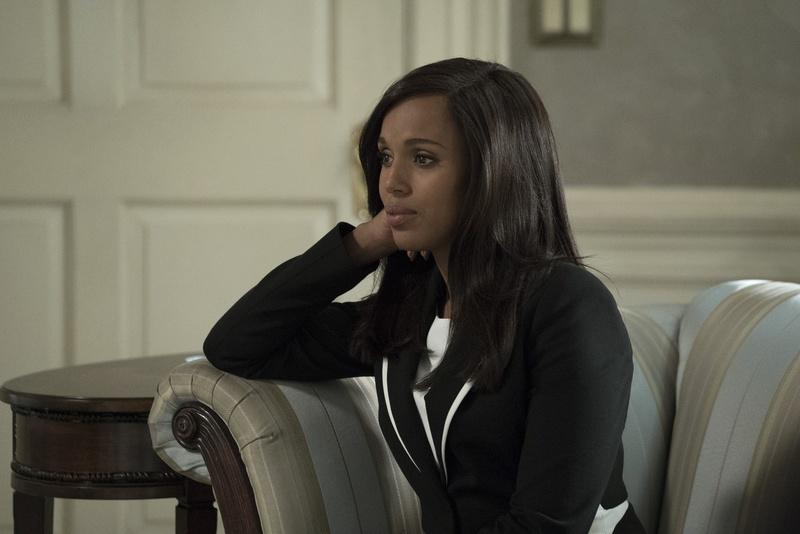 """Kerry Washington as Olivia Pope """"Watch Me"""""""