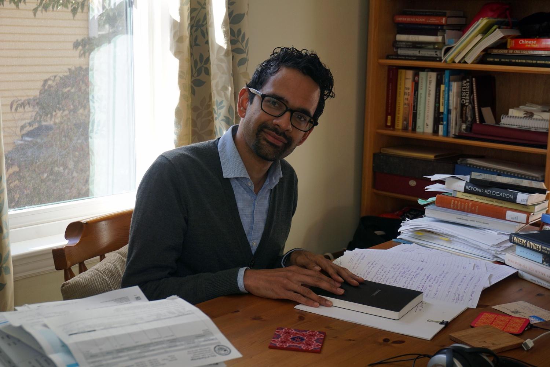 Sunil Amrith