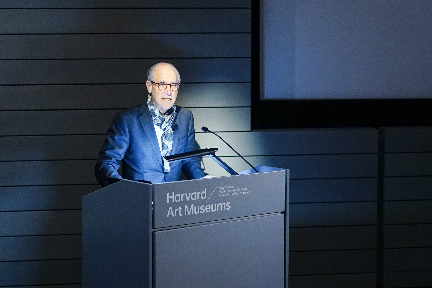 Glenn D. Lowry, director of New York's Museum of Modern Art, discusses contemporary Middle Eastern art at the Annual Henri Zerner Lecture at the Harvard Art Museums.