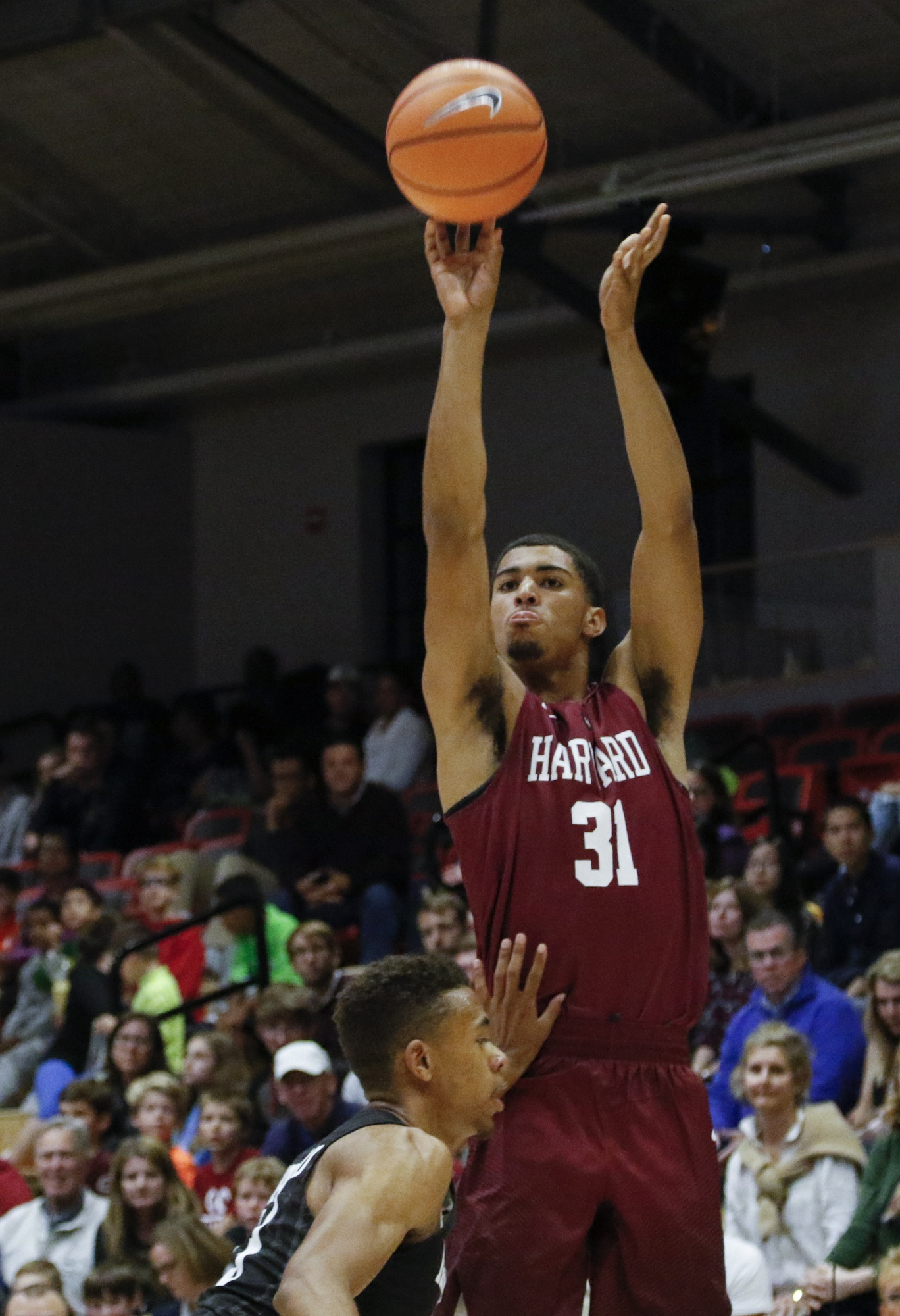 Sophomore forward Seth Towns will be a key for the Harvard men's basketball team on both ends of the floor.