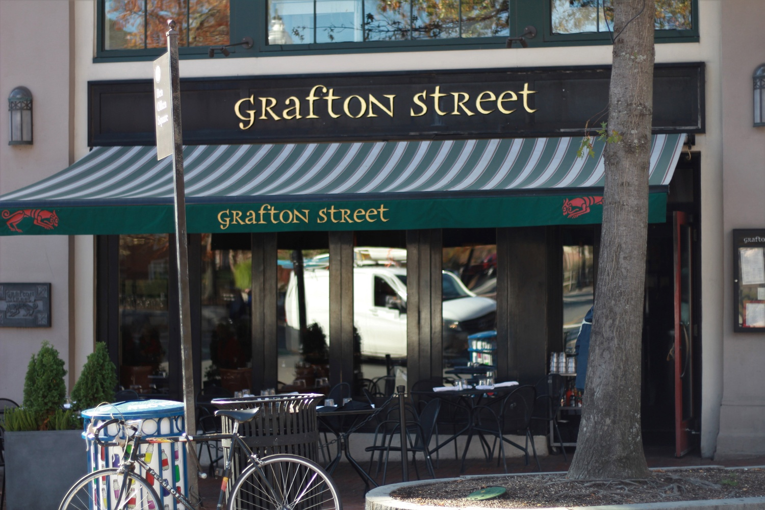 Grafton Street Pub & Grill is a frequented destination chosen for the Classroom to Table program.