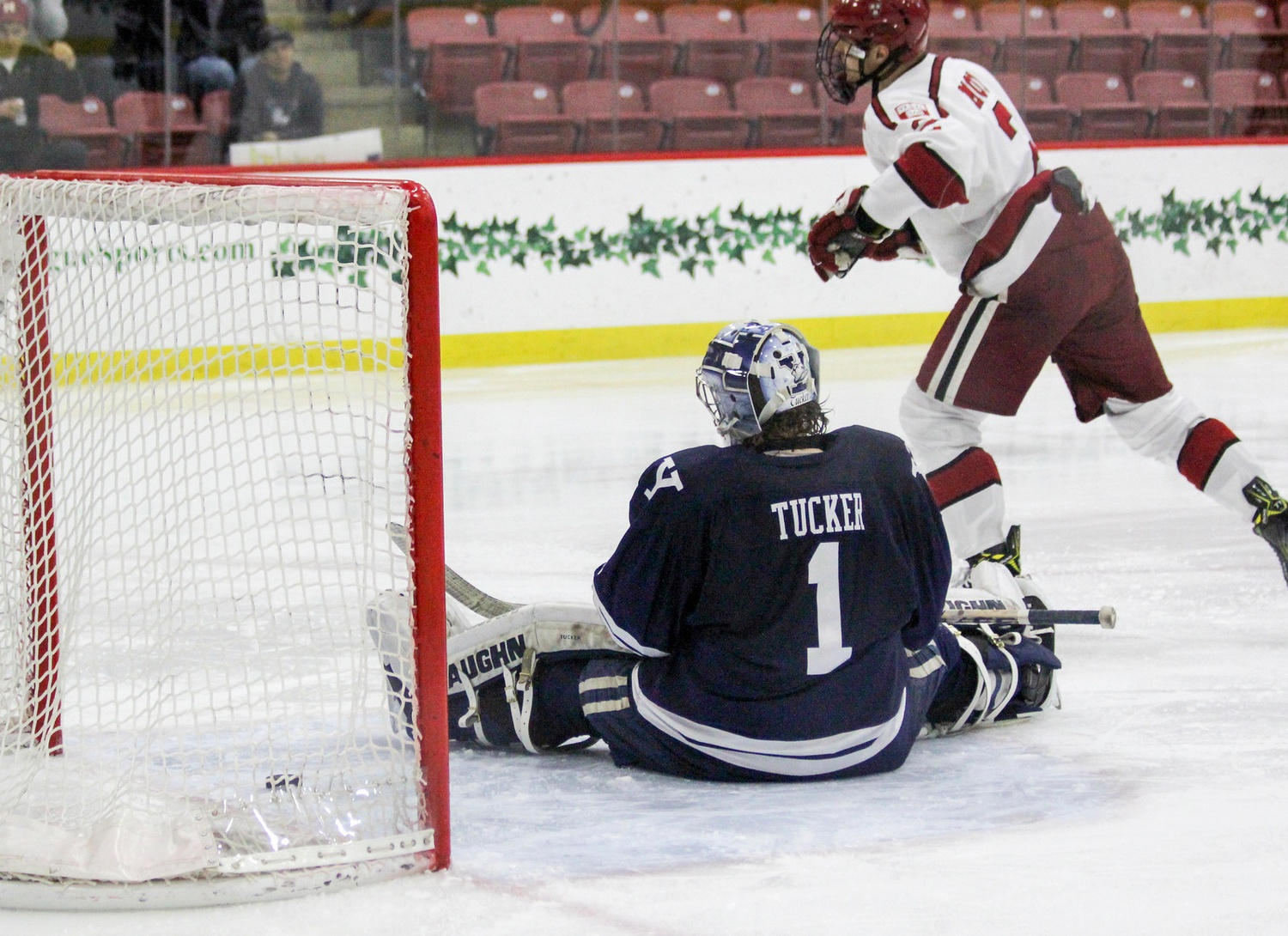 Last season, Harvard took all four games from Yale. The Bulldogs simply could not keep up with the Crimson's scoring pace. This provides for an even more heated rivalry heading into next year, as Yale looks to avenge those losses.