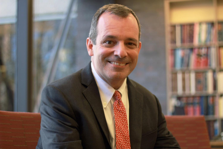 Harvard Law School dean John F. Manning