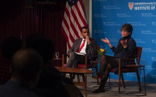 Valerie Jarrett: Out of Office, In Conversation