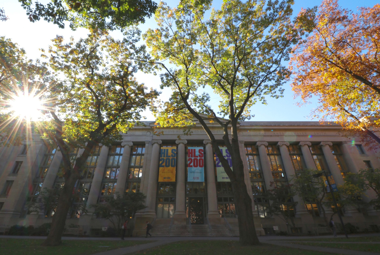 Harvard Law School Library.