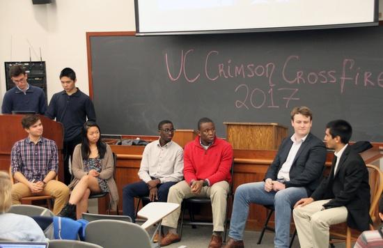 UC Crimson Crossfire