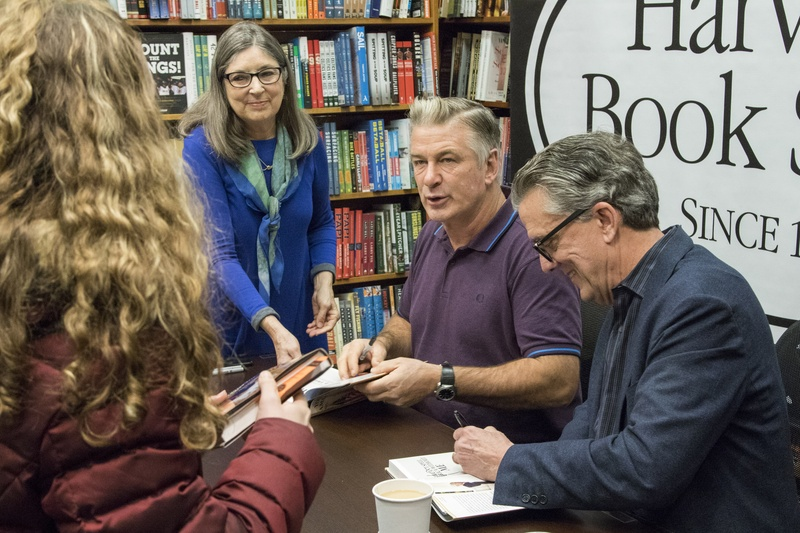Baldwin Book Signing