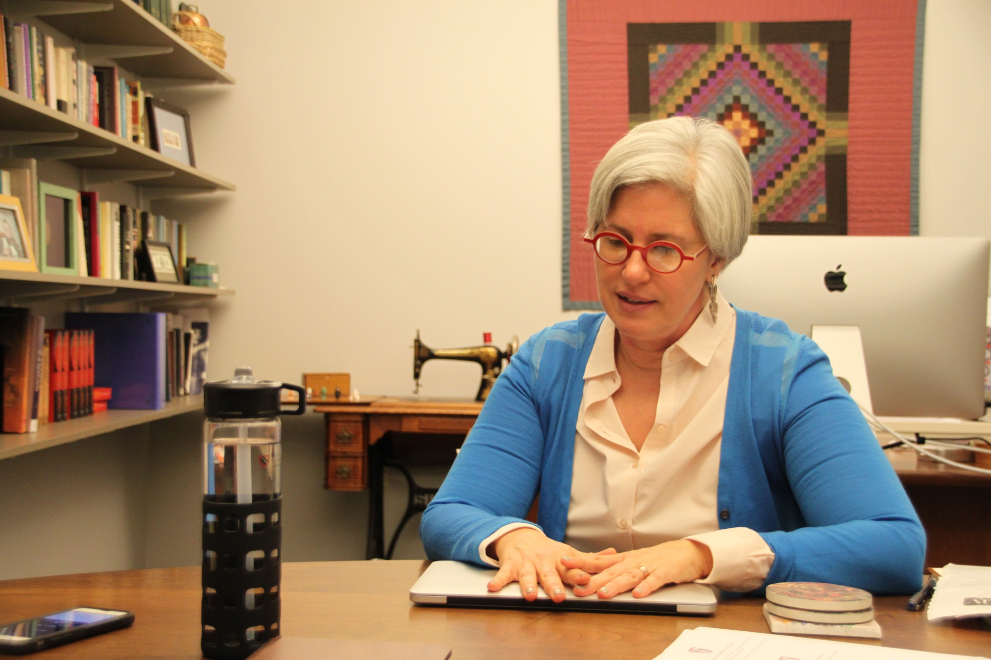 Jane Kamensky is Director of the Schlesinger Library.