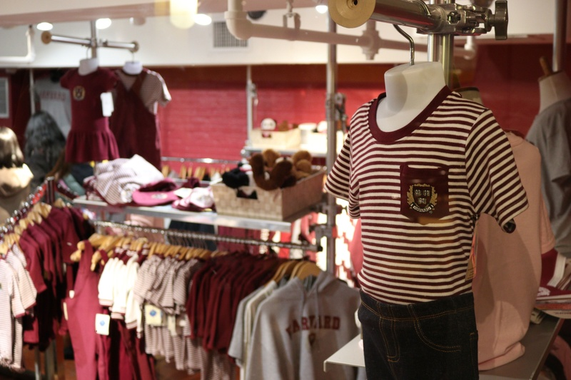 Striped Harvard Shirt