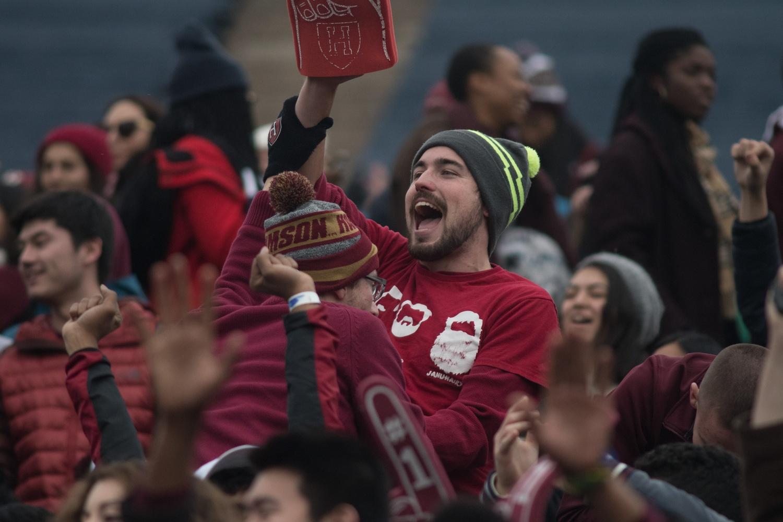 Harvard Fans