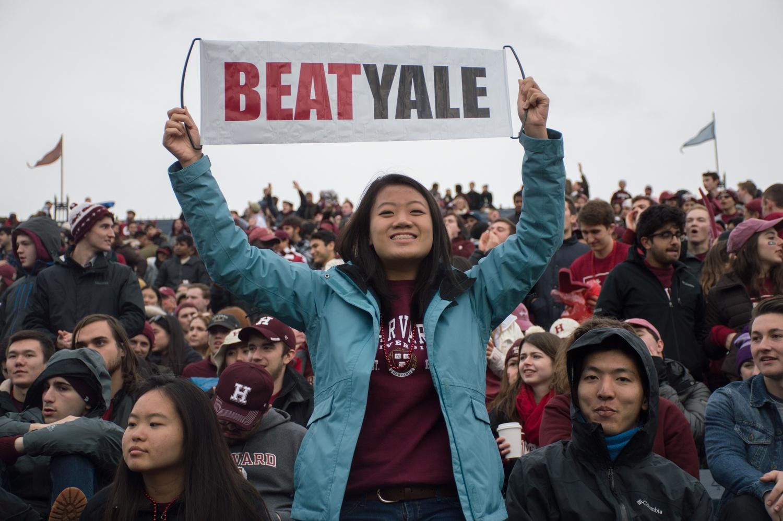 """Beat Yale"""