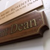 Resident Dean