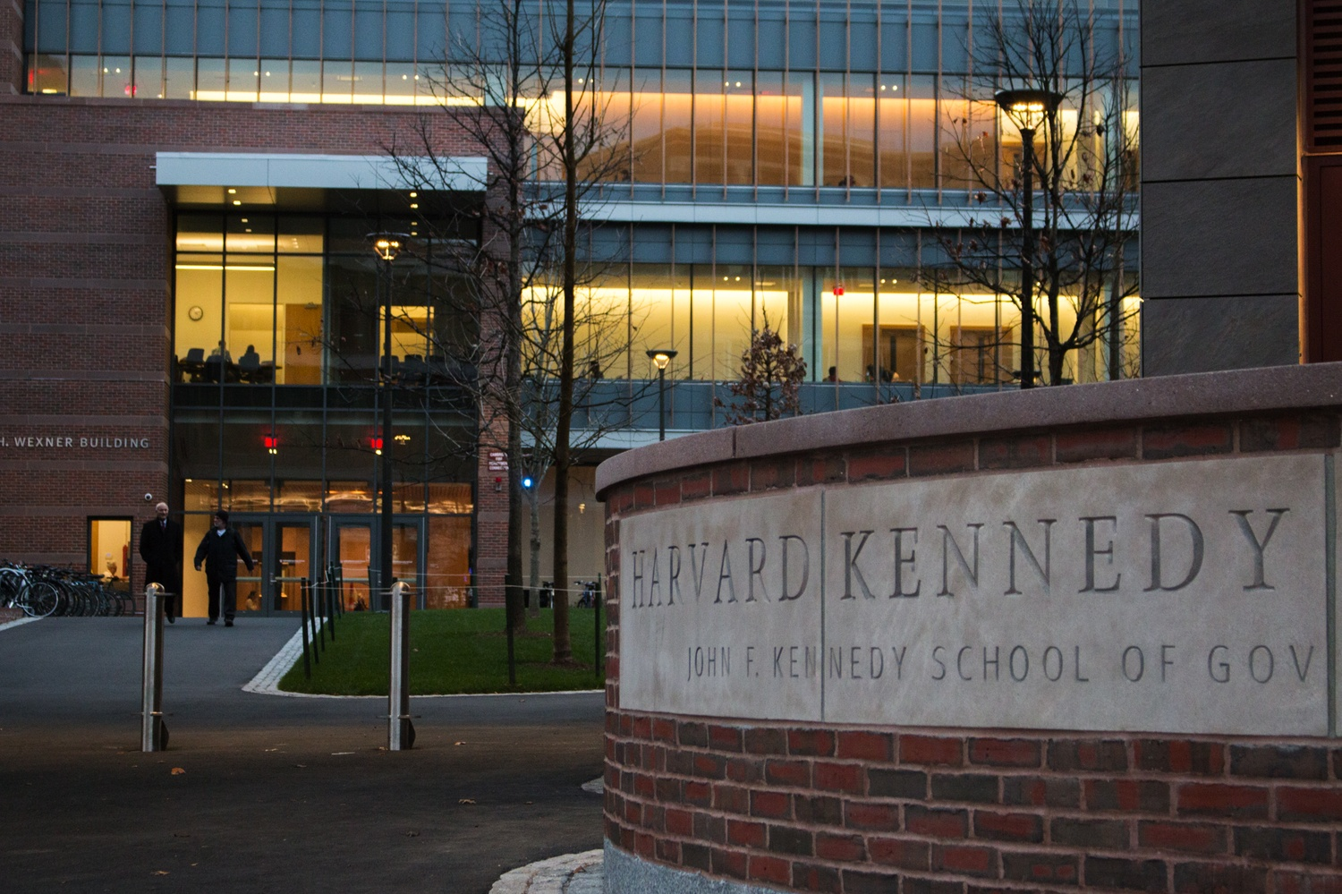 The Harvard Kennedy School, pictured in 2017.