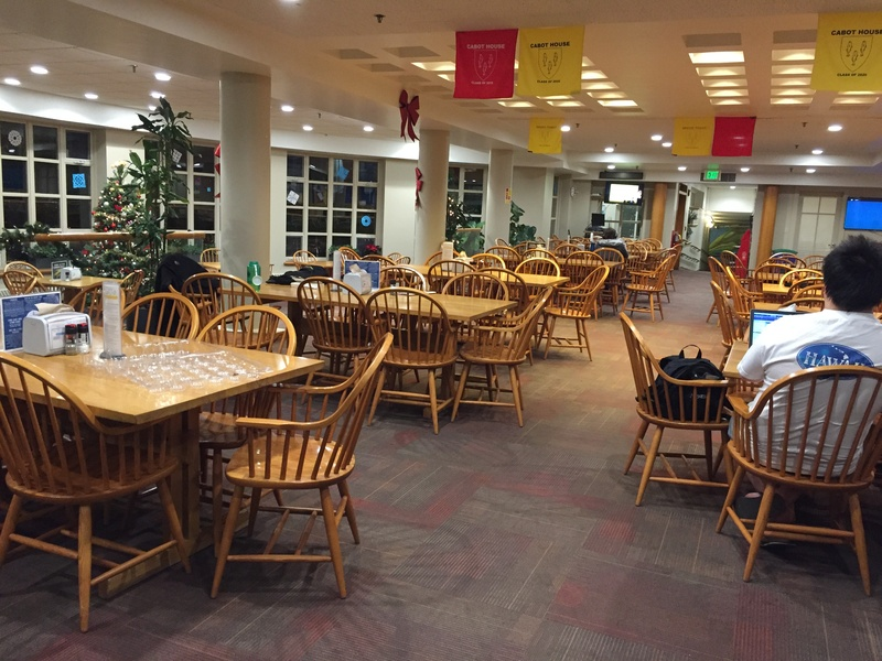Cabot Dining Hall