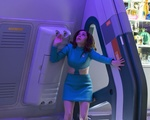 "Cristin Milloti in ""USS Callister"""