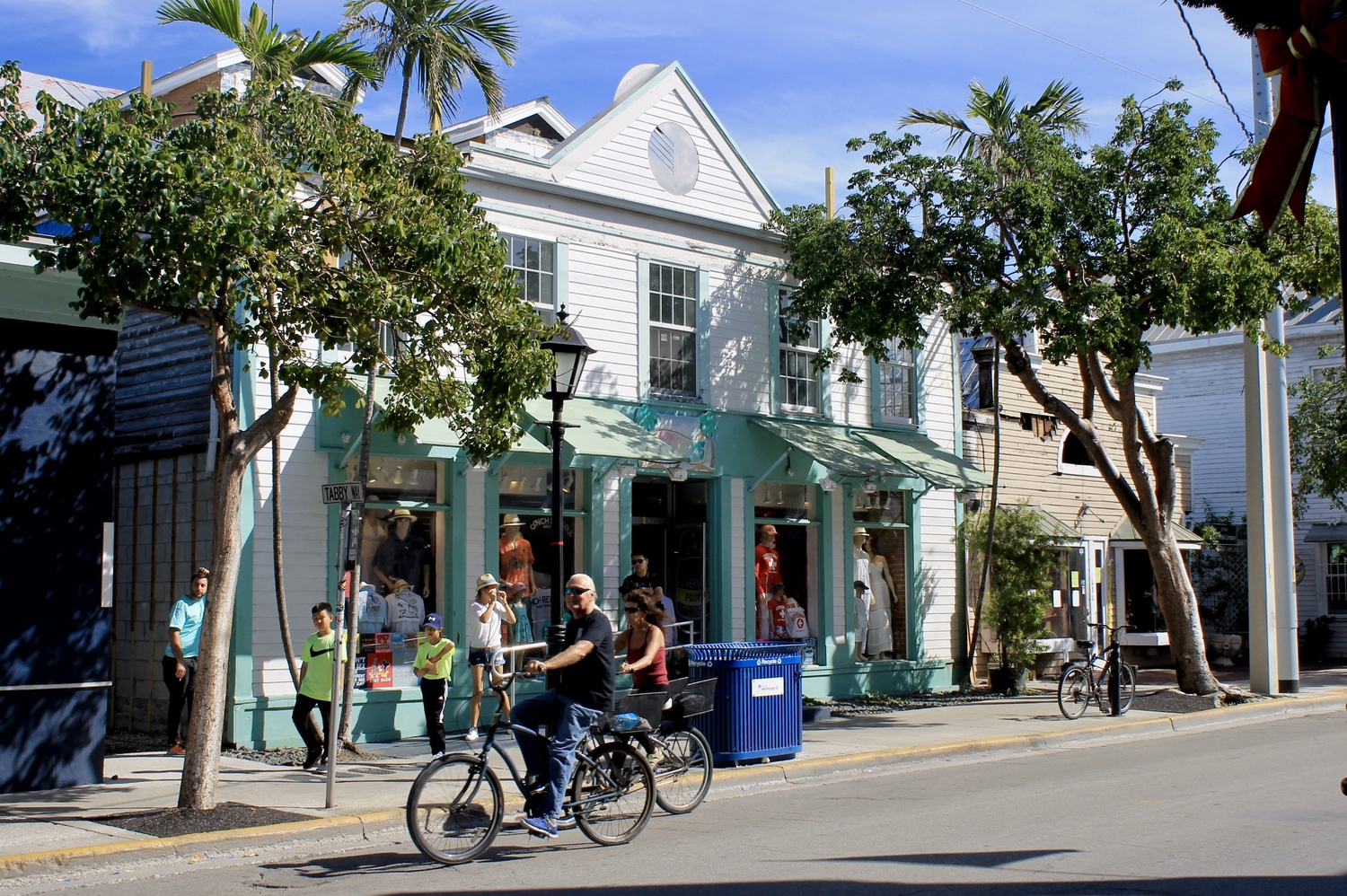 Our first port was Key West, Florida. A small island in the Florida Keys, Key West has a laid back atmosphere with plenty of shops and restaurants which cater to tourists.