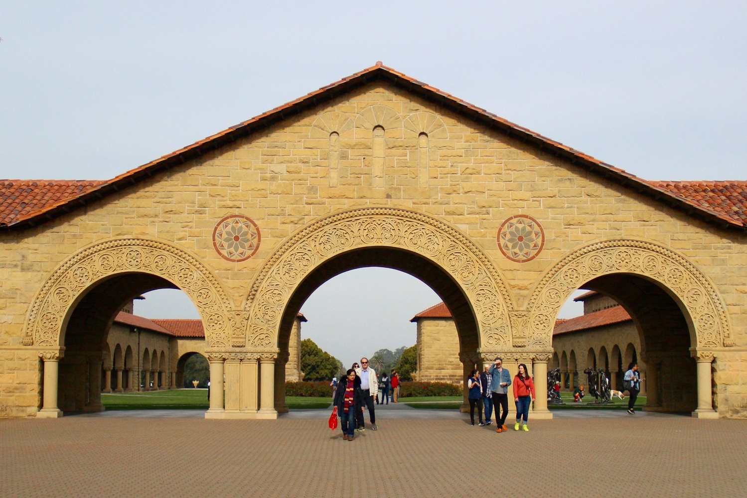 Stanford University, pictured in 2018.