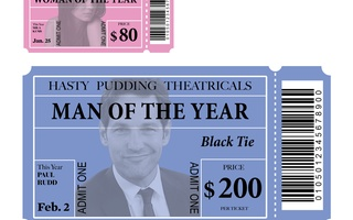 Hasty Pudding Man and Woman of the Year Tickets