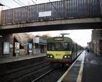 Glenageary DART Station