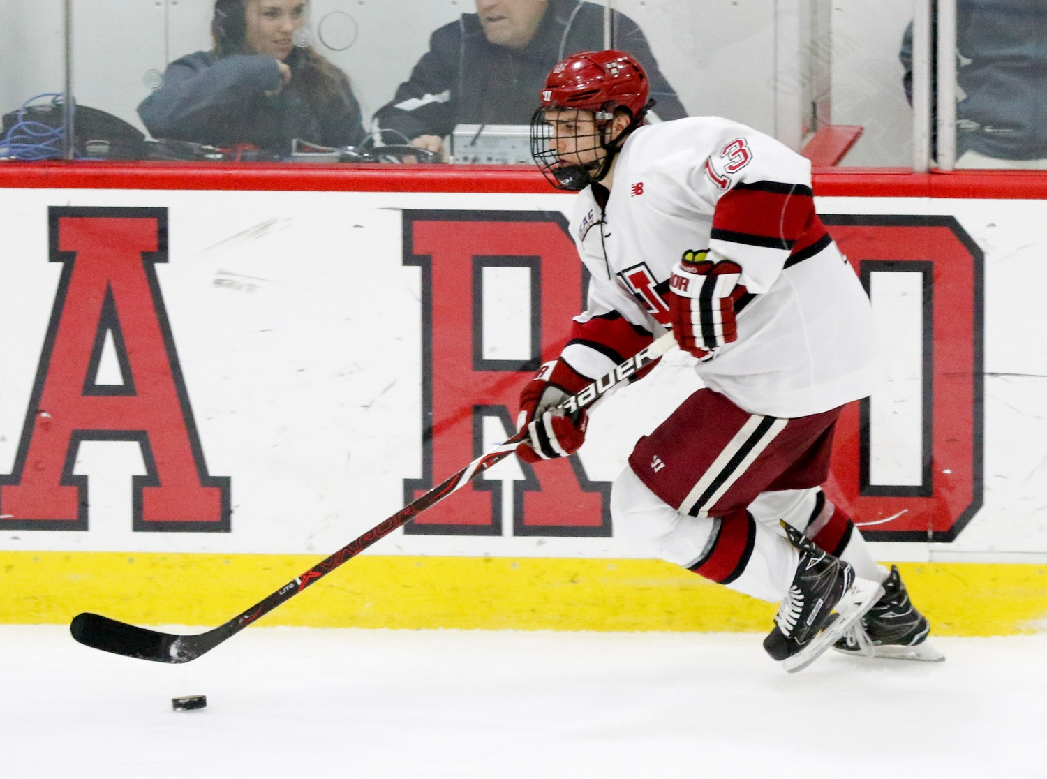 Preview: Harvard Begins Beanpot Defense Vs. BU
