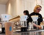 Blue Bottle Opens