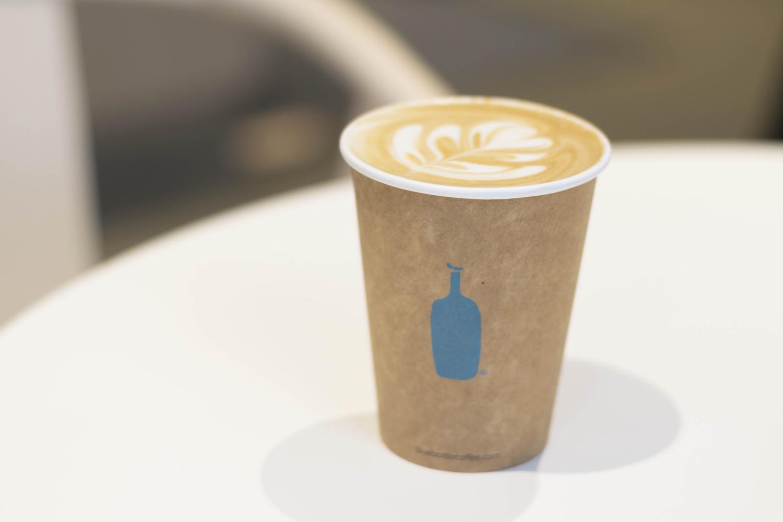 Blue Bottle Coffee Latte