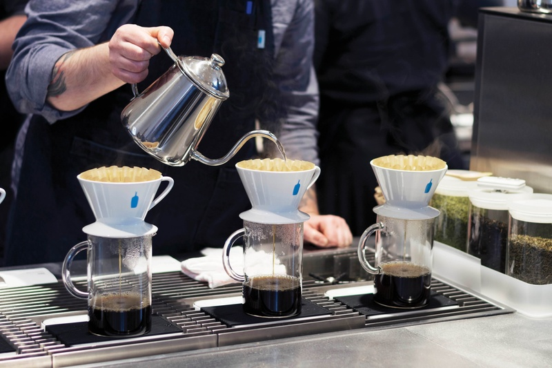 Blue Bottle Coffee Bar