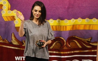 Mila Kunis Pudding Pot