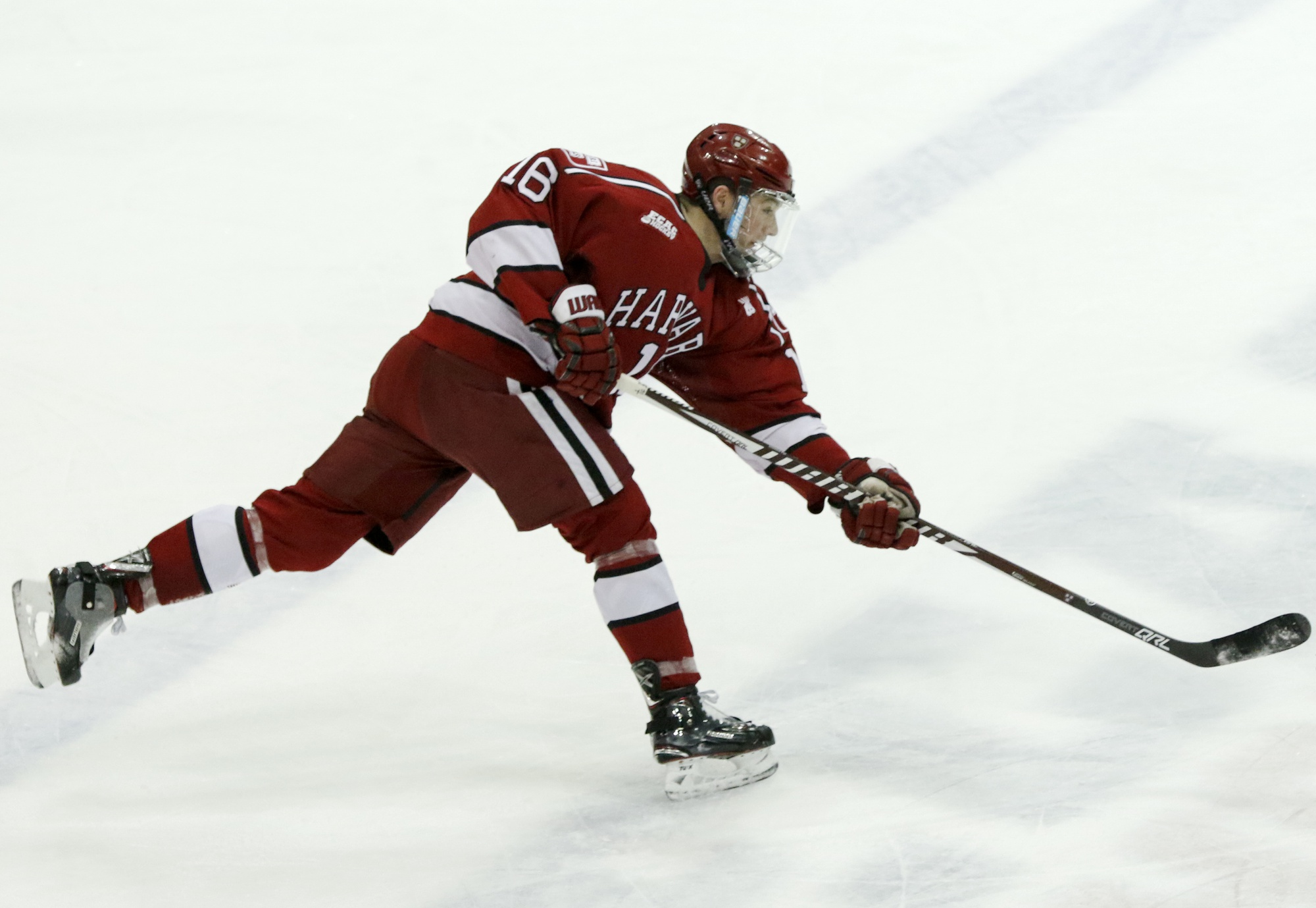 Junior forward Ryan Donato will be among the first NCAA players to represent USA Hockey in the Olympics since 1994, the last time NHL players were absent from the Games.