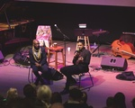 "Vijay Iyer and Teju Cole's ""Blind Spot"" at the ICA"