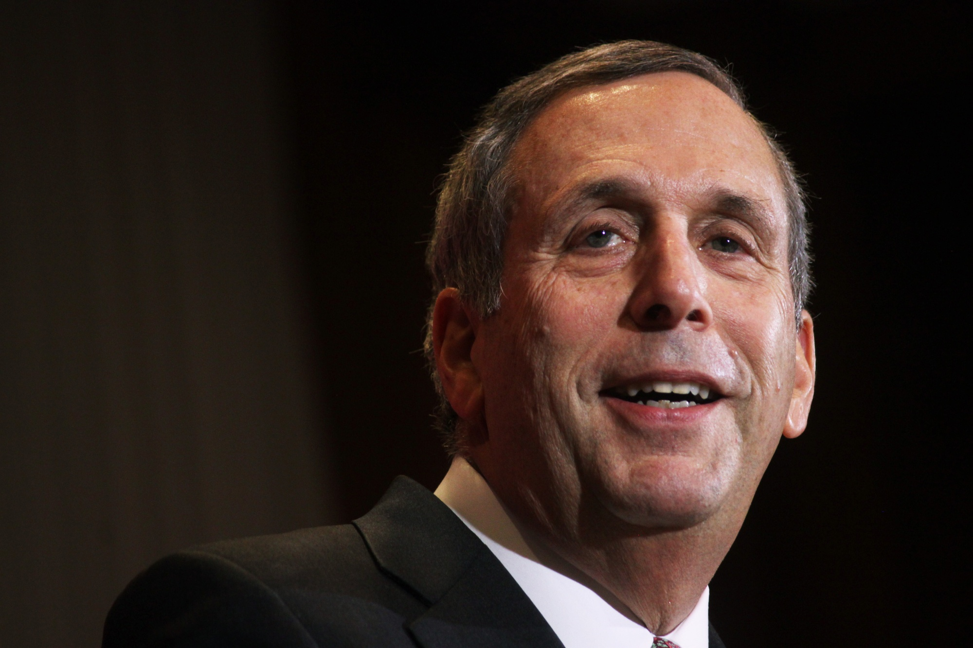 Lawrence S. Bacow was announced Harvard's 29th president in February.