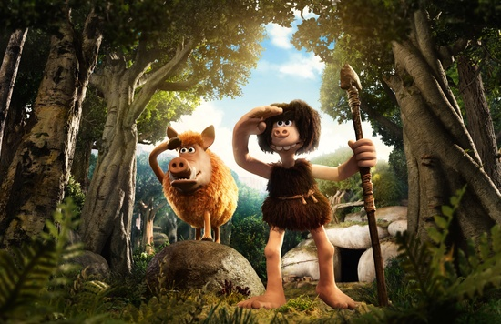 'Early Man,' directed by Nick Park.