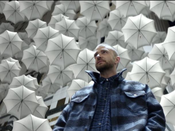 """Justin Timberlake in """"Supplies"""""""