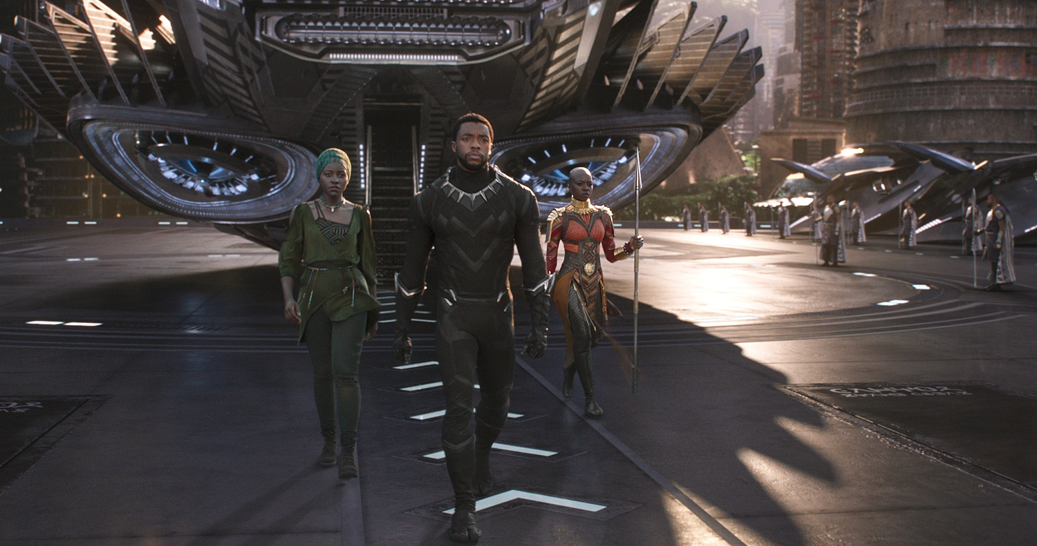 'Black Panther,' directed by Ryan Coogler, is the newest release from the Marvel Cinematic Universe.