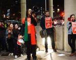 Rahm Emanuel Protest