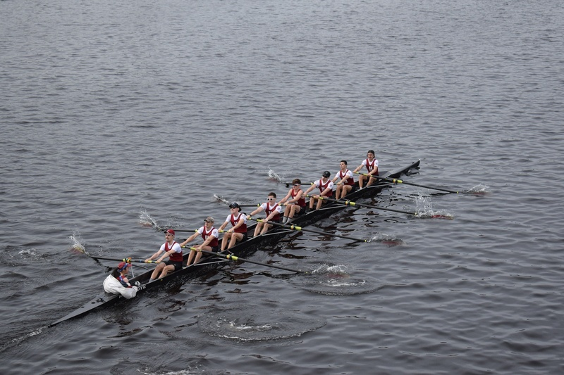 Dropping The Oars
