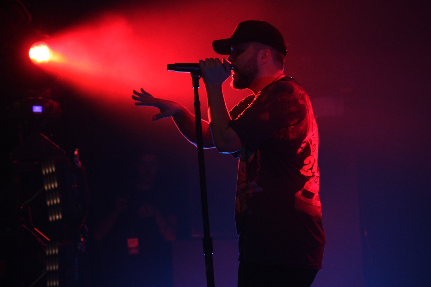 Quinnxcii performs at the House of Blues on Thursday night.